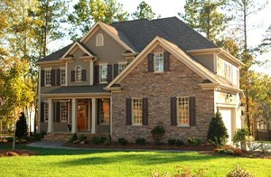 large brick home rent to own