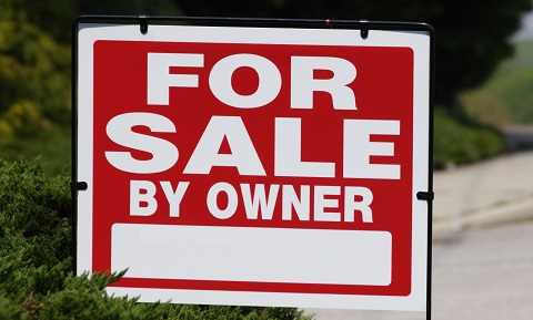 for sale by owner sign in year